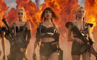 Taylor Swift's 'Bad Blood' Hypocrisy