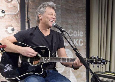 Jon Bon Jovi, vancouver lover