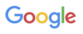 The new Google logo.