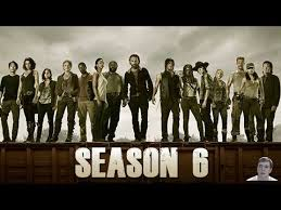 The walking dead The walking dead Season 6 premiere