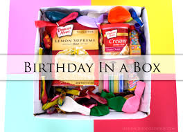 A best online store to plan a perfect and complete birthday party is Birthday in a Box