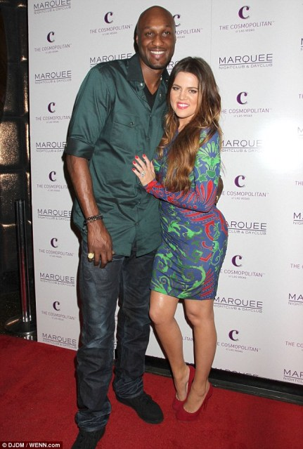 The basketball pro Former Lakers and Clippers star Lamar Odom